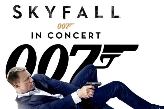 Innerplace Recommended Venue Skyfall with Orchestra