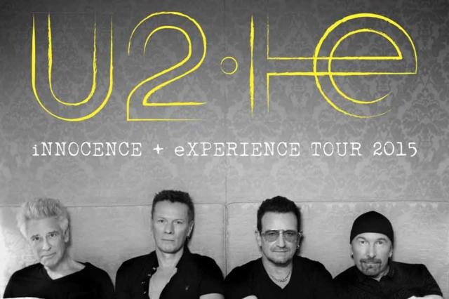 Innerplace Recommended Venue U2 iNNOCENCE + eXPERIENCE Tour 2015