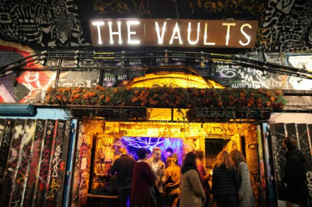 Innerplace Recommended Venue Vault Festival