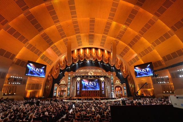 Innerplace Recommended Venue The Tony Awards