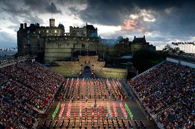 Innerplace Recommended Venue The Royal Edinburgh Military Tattoo