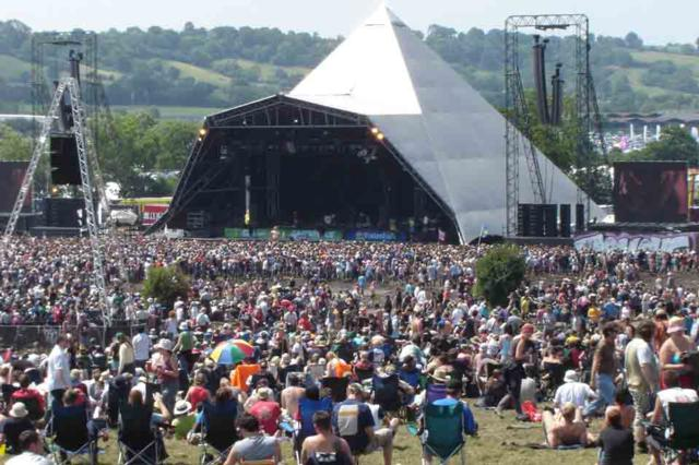 Innerplace Recommended Venue Glastonbury Festival