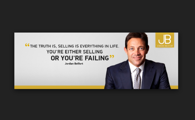 Innerplace Recommended Venue Jordan Belfort: The Wolf of Wall Street