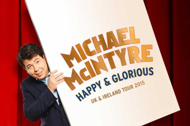 Innerplace Recommended Venue Michael McIntyre