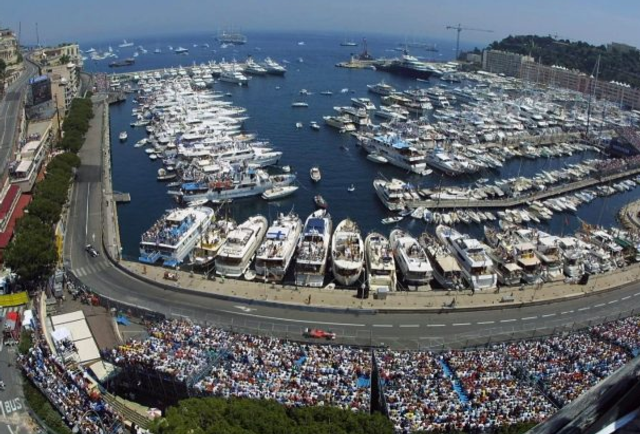 Innerplace Recommended Venue F1 Monaco Grand Prix