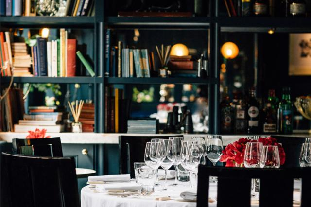 Quo Vadis  one of Innerplace's exclusive bars in London