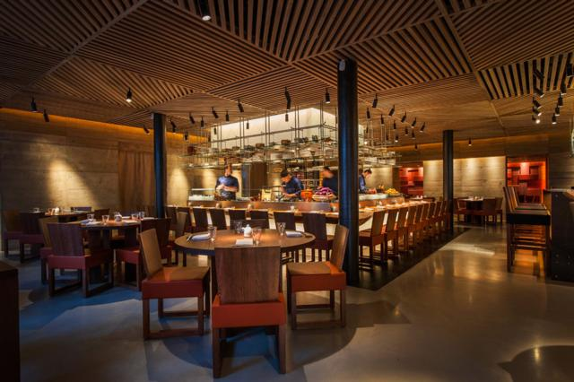 Roka Mayfair  one of Innerplace's exclusive restaurants in London