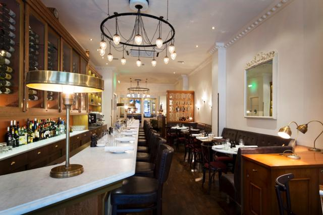 Cafe Murano  one of Innerplace's exclusive restaurants in London