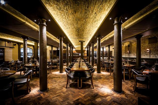 Hawksmoor Seven Dials  one of Innerplace's exclusive bars in London