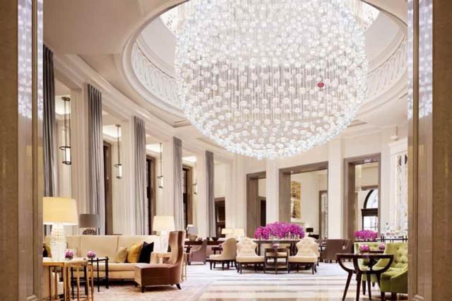 Corinthia Hotel London  one of Innerplace's luxury hotels in London