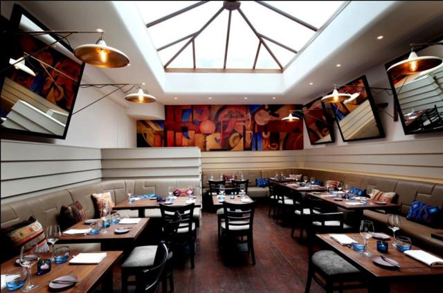Lima Fitzrovia  one of Innerplace's exclusive restaurants in London
