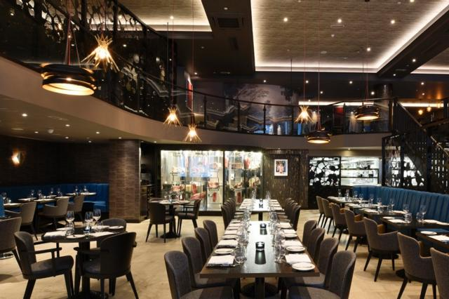 M   one of Innerplace's exclusive restaurants in London