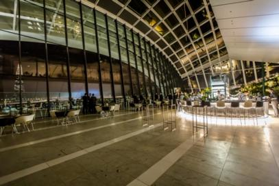 Fenchurch   one of Innerplace's exclusive restaurants in London