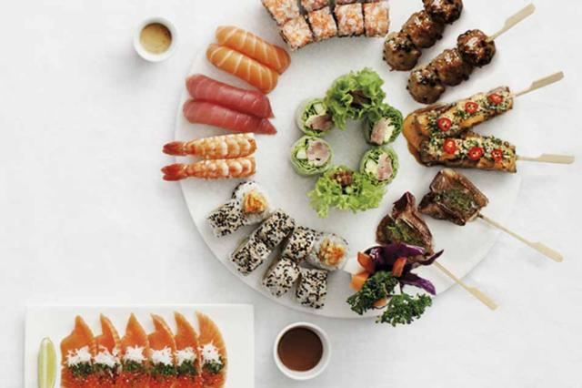Sticks 'n Sushi Canary Wharf   one of Innerplace's exclusive restaurants in London