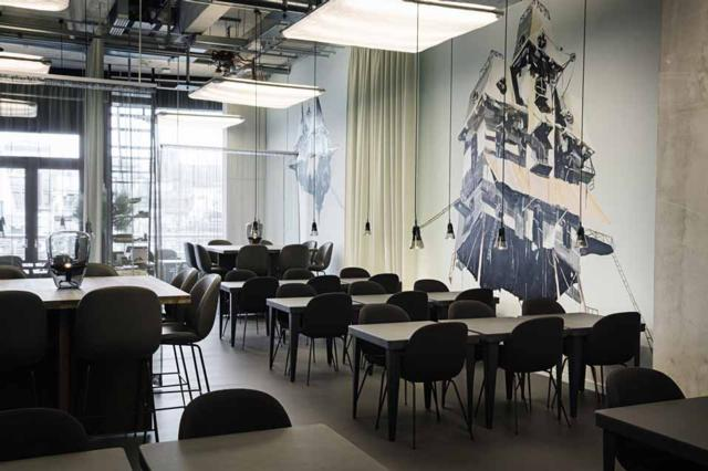 Innerplace Recommended Venue Sticks 'n Sushi Canary Wharf