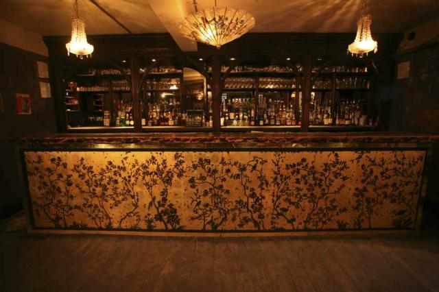 The Lucky Pig  one of Innerplace's exclusive bars in London