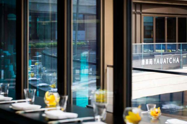 Yauatcha City   one of Innerplace's exclusive restaurants in London