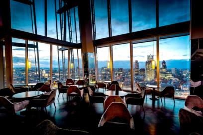 Innerplace Recommended Venue Aqua Shard