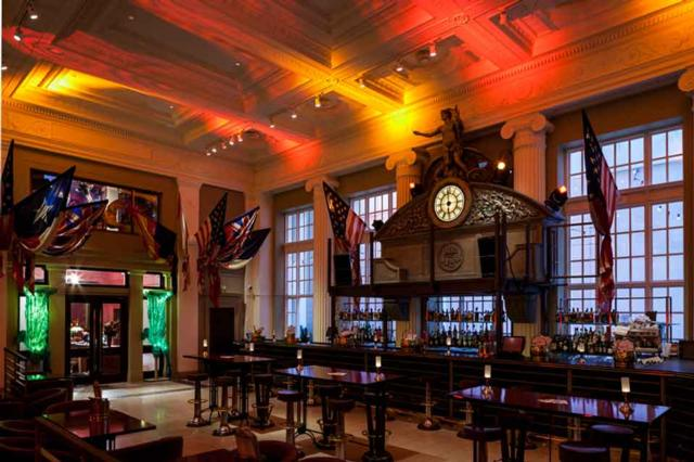 Innerplace Recommended Venue Steam and Rye