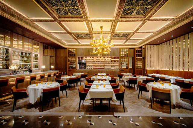 Innerplace Recommended Venue The Grill at The Dorchester