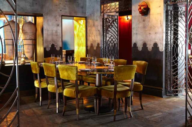 Coya  one of Innerplace's exclusive restaurants in London