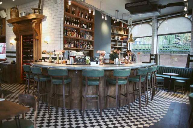 The World's End Market  one of Innerplace's exclusive restaurants in London
