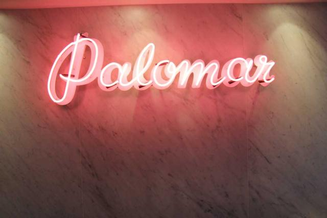 Palomar  one of Innerplace's exclusive restaurants in London