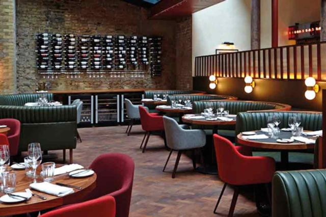 Merchants Tavern   one of Innerplace's exclusive restaurants in London