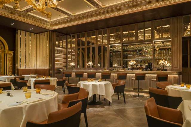 The Grill at The Dorchester   one of Innerplace's exclusive restaurants in London