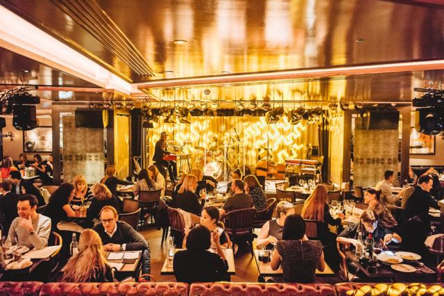 100 Wardour Street   one of Innerplace's exclusive bars in London