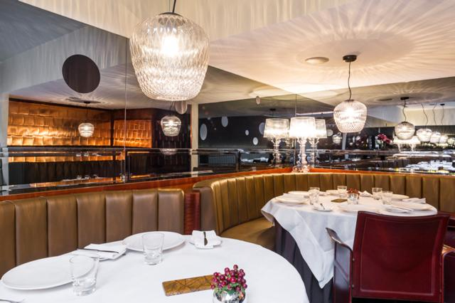 Pied à Terre  one of Innerplace's exclusive restaurants in London