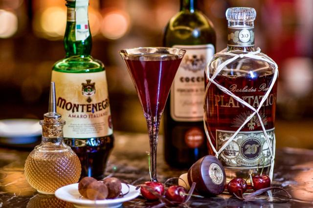 Manetta's  one of Innerplace's exclusive bars in London