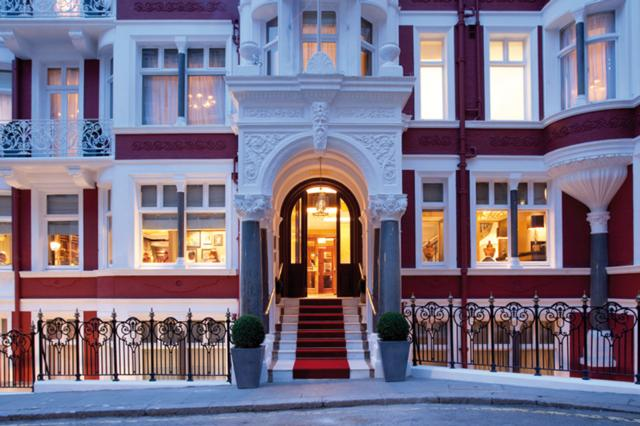 St. James's Hotel and Club   one of Innerplace's exclusive Spas VIP Venues & Luxury Lifestyle venues in London