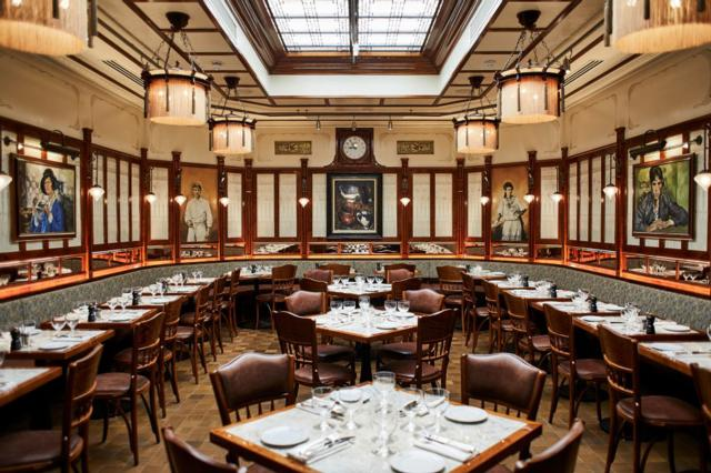 Soutine  one of Innerplace's exclusive restaurants in London