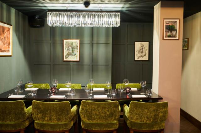 The Wellington  one of Innerplace's exclusive clubs in London