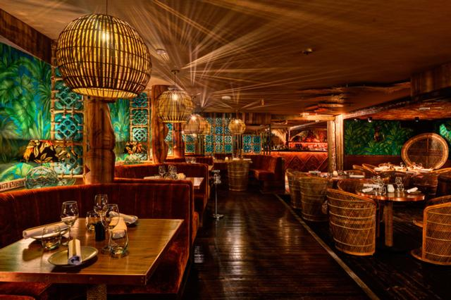 Mahiki Kensington  one of Innerplace's exclusive bars in London