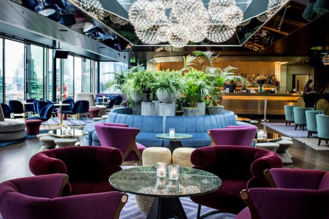 12th Knot  one of Innerplace's exclusive bars in London