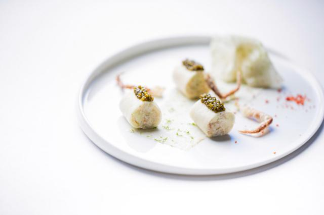 Alain Ducasse at The Dorchester  one of Innerplace's exclusive restaurants in London