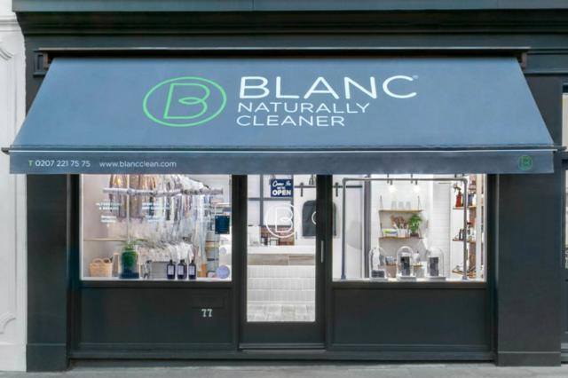 Blanc  one of Innerplace's exclusive Spas VIP Venues & Luxury Lifestyle venues in London