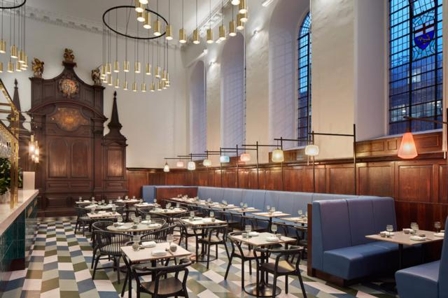 Duddell's  one of Innerplace's exclusive restaurants in London