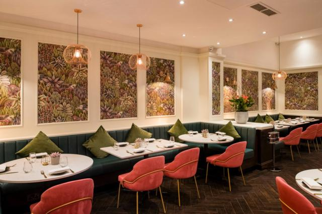 Ooty  one of Innerplace's exclusive restaurants in London