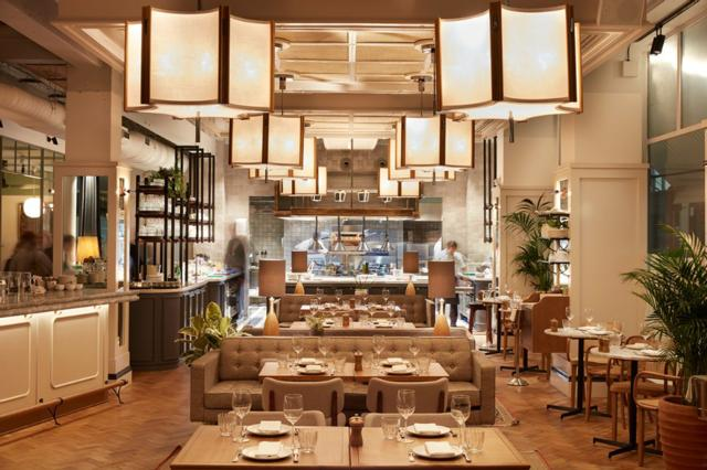 Mortimer House Kitchen  one of Innerplace's exclusive restaurants in London