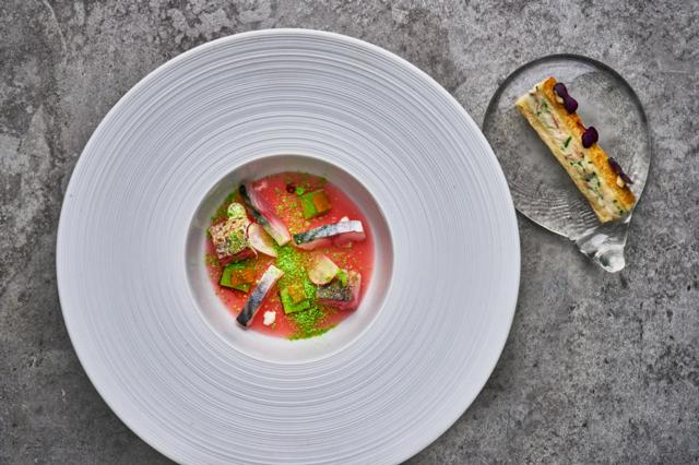 The Square  one of Innerplace's exclusive restaurants in London