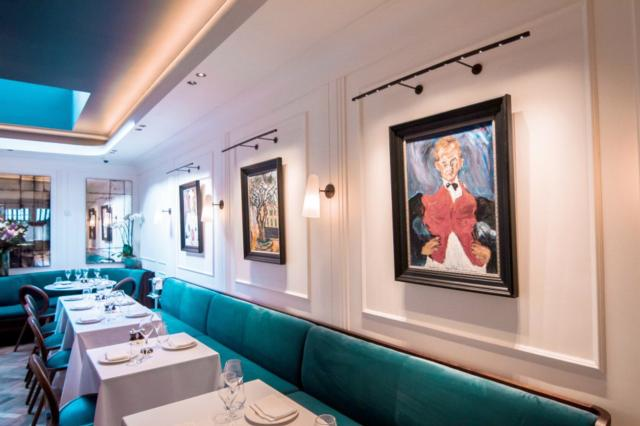 Les Platanes  one of Innerplace's exclusive restaurants in London