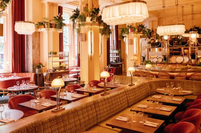 Neptune  one of Innerplace's exclusive restaurants in London