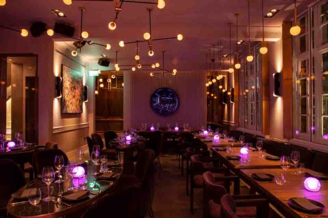 ONIMA  one of Innerplace's exclusive restaurants in London
