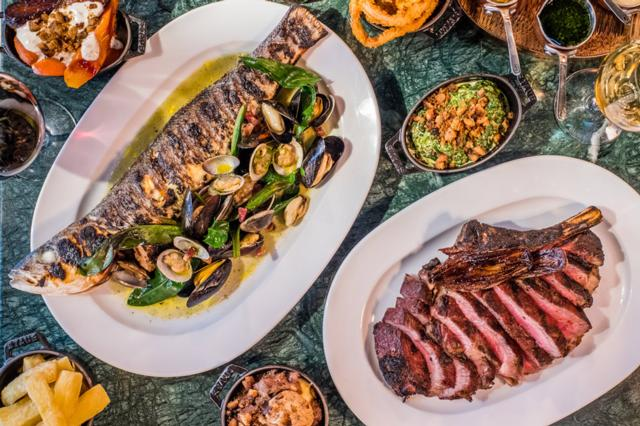 The Coal Shed  one of Innerplace's exclusive restaurants in London