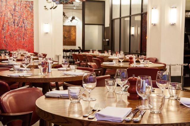 Hix Oyster and Chop House  one of Innerplace's exclusive restaurants in London
