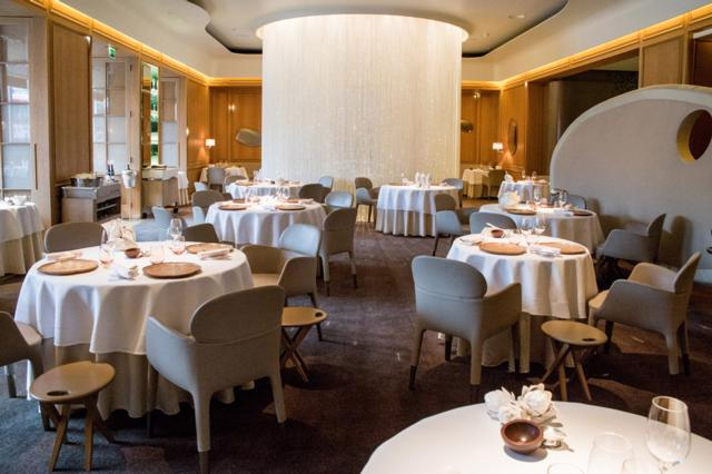Innerplace Recommended Venue Alain Ducasse at The Dorchester