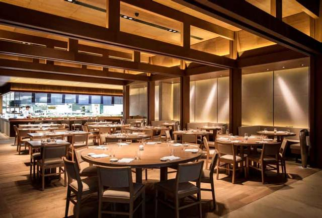 Nobu Shoreditch  one of Innerplace's exclusive restaurants in London